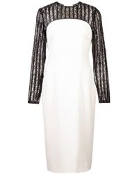Nha Khanh - Fitted Silhouette Dress - Lyst