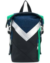 DIESEL - Front Printed Backpack - Lyst
