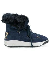 EA7 - Snow Boots - Lyst
