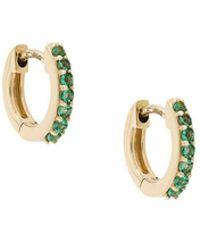 Astley Clarke - Mini Halo Hoop Earrings - Lyst