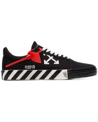 Off-White c/o Virgil Abloh - Lace-up Sneakers - Lyst