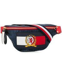 Tommy Hilfiger - Logo Crest Belt Bag - Lyst