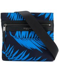 MICHAEL Michael Kors - Palm Printed Crossbody Bag - Lyst