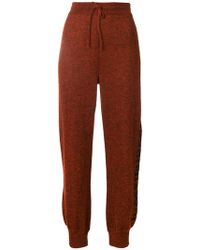 Missoni - Branded Track Trousers - Lyst