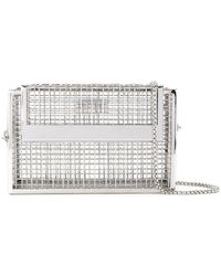 Cartel - Cage Shoulder Bag - Lyst