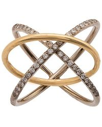 Charlotte Chesnais - Crossover Ring - Lyst