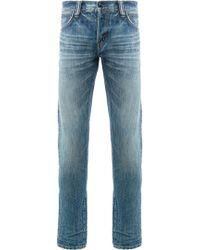 Mastercraft Union | Fade Wash Skinny Jeans | Lyst
