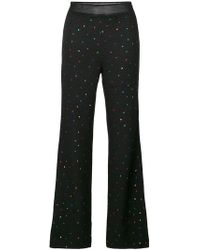 Stine Goya - Dotted Pattern Trousers - Lyst
