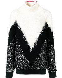 Givenchy - Textured Turtleneck Sweater - Lyst