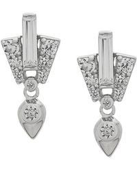 V Jewellery - Aida Earrings - Lyst