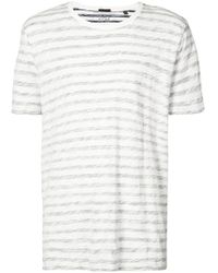 ATM - Striped T-shirt - Lyst