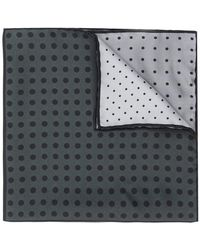 Lanvin - Square Print Scarf - Lyst