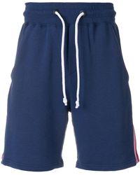 Gcds - Stripe Detail Shorts - Lyst