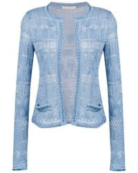Cecilia Prado - Anastacia Knitted Jacket - Lyst