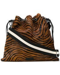Sonia Rykiel - Le Flore Zebra Print Bag - Lyst