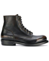Buttero - Lace-up Ankle Boots - Lyst