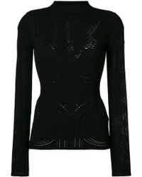 Roberto Cavalli - Roll Neck Sweater - Lyst
