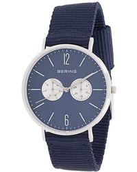 Bering - Titanium Watch - Lyst