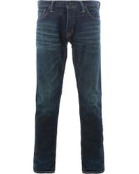 Mastercraft Union - Perfectly Fittred Straight Leg Jeans - Lyst