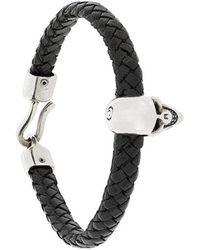 Alexander McQueen - Skull Detail Bracelet - Lyst