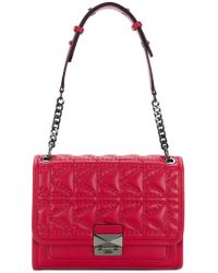 Karl Lagerfeld - Kuilted Handbag - Lyst