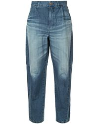 Hysteric Glamour - High-rise Jeans - Lyst