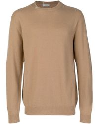 Mauro Grifoni - Long-sleeve Fitted Jumper - Lyst