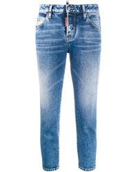 DSquared² - Classic Slim-fit Jeans - Lyst