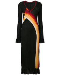 Marco De Vincenzo - Graphic Astro Sweater Dress - Lyst