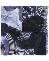 Faliero Sarti - Écharpe imprimée - Lyst