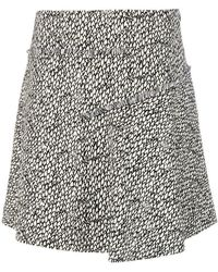 Dorothee Schumacher - Printed Short Skirt - Lyst