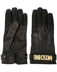 Moschino - Short Gloves - Lyst