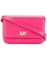 MICHAEL Michael Kors - Mott Belt Bag - Lyst