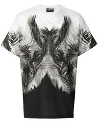 Mauna Kea - Palm Tree Print T-shirt - Lyst