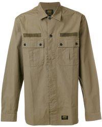 Carhartt - Logo Chest Patch Shirt - Lyst