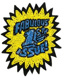 Olympia Le-Tan - Collectors Item Issue Patch - Lyst