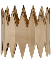 Annelise Michelson - 'double Carnivore' Ring - Lyst