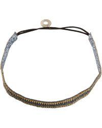 Serpui - Embellished Headband - Lyst
