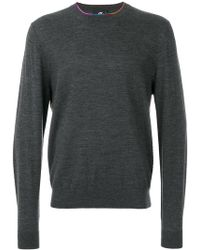PS by Paul Smith | Crew Neck Jumper | Lyst