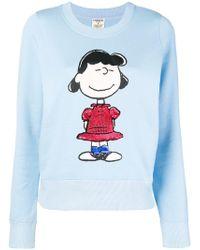 Essentiel Antwerp - X Peanuts Sweatshirt mit Print - Lyst