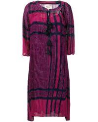Cecilie Copenhagen - Loose Tasel Detailed Dress - Lyst