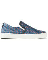 Fefe - Fefè 'africa' Slip-on Trainers - Lyst