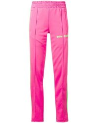 Palm Angels - Jersey Track Pants - Lyst
