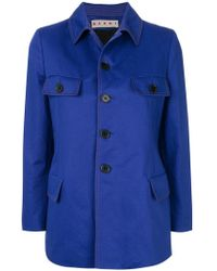 Marni - Structured Jacket - Lyst