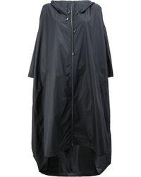 Lamberto Losani - Long Hooded Raincoat - Lyst