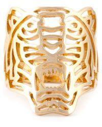 KENZO - 'tiger' Ring - Lyst