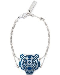 KENZO - 'tiger' Bracelet - Lyst