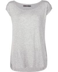 Fadeless - Scoop Neck T-shirt - Lyst