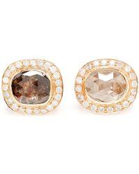 Saqqara - Mismatch Stud Earrings - Lyst