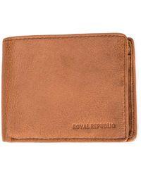 Royal Republiq - 'wayne' Wallet - Lyst